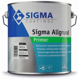Sigma Allgrund Primer - Wit - 2,5 liter