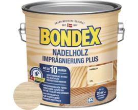 BONDEX Nadelholz Impragnierung plus - 2,5 liter - kleurloos impregneermiddel