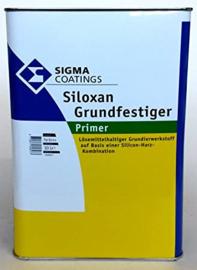 Sigma Siloxan Grundfestiger Primer - 10 liter - kleurloos