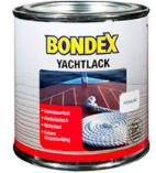 Bondex Yachtlack - Hoogglanzend - 0,75 liter