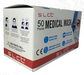 Medische mondmaskers type II - 50 stuks