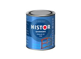 Histor IJzermenie - Roodbruin - 0,25 liter