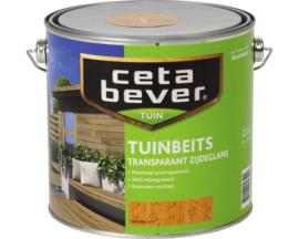 Cetabever Tuinbeits Transparant Zijdeglans Blank 003 - 0.75 liter