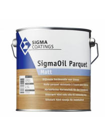 SigmaOil Parquet Matt - 1 liter - Vloeronderhoud HARDWAX OLIE - BASE 1701