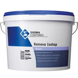 Sigma Renova Isotop Wit 10 Liter