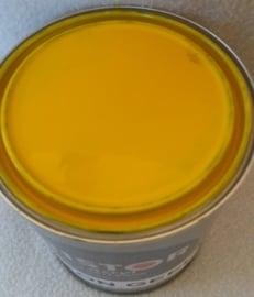 ZON GEEL - Hoogglans 1 liter -  Acryl