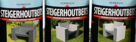 Hermadix Steigerhoutbeits WHITE WASH - 0.75 liter