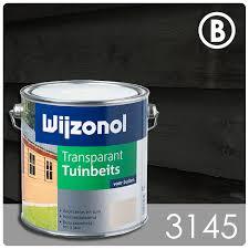 Wijzonol Tuinbeits Ebben 3145 - 2,25 liter