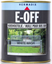 Hermadix E-Off White Wash 750 ml