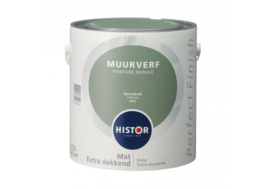 Histor Perfect Finish Muurverf Mat - Geordend 6924 - 2,5 Liter