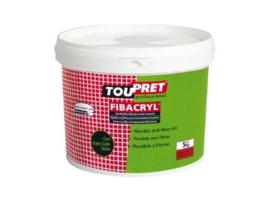 Toupret Fibacryl Superior Exterior Flexible Filler 5kg