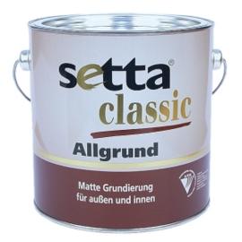 Setta Classic Allgrund Roodbruin - 2.5 liter