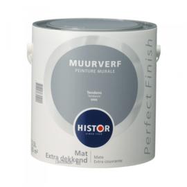 Histor Perfect Finish Muurverf Mat - Tendens 6906 - 2,5 Liter