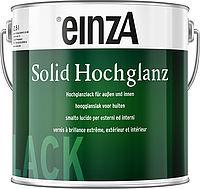 einzA Solid Gloss Hochglanz - alle kleuren - 1 Liter