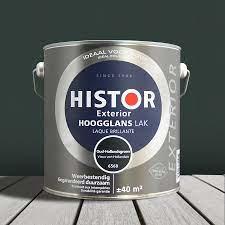 Histor Exterior Oud Hollandsgroen 6560 Zijdeglans - 2,5 liter