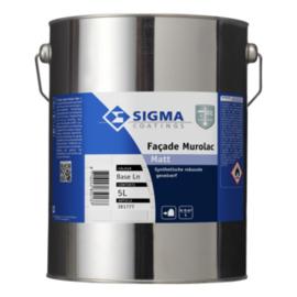 Sigma Facade Murolac Matt - Wit - 5 liter