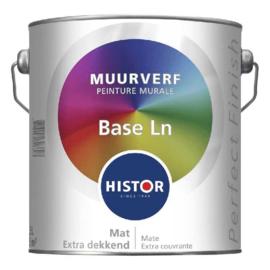 Histor Perfect Finish Muurverf Mat - mist 6711 - 2,5 Liter