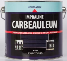 Hermadix CARBEAULEUM zwart - 2.5 liter