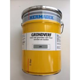 Hermadix Grondverf - Wit -  2,5 liter