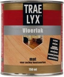 Trae Lyx Vloerlak MAT - 2,5 liter
