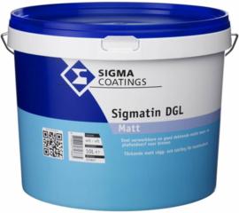 Sigmatin DGL Matt - RAL 9010 - 10 liter