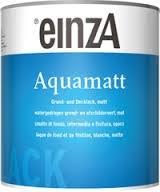 einzA Aquamatt - alle kleuren - 500 ml