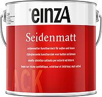 einzA Seidenmatt - alle kleuren - 500 ml