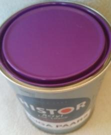 GIGA PAARS - Hoogglans 1 liter - HISTOR Acryl - kras en slijtvast