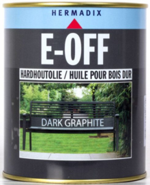 Hermadix E-Off Dark Graphite 750 ml