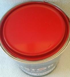 KNAL ROOD - Hoogglans 1 liter - Acryl
