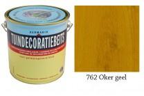 Hermadix Tuindecoratiebeits 762 Oker geel - 0.75 liter