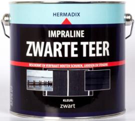 Hermadix ZWARTE TEER - 2.5 liter
