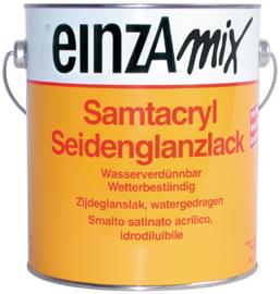 einzA Samtacryl Zijdeglanslak - alle kleuren - 500 ml