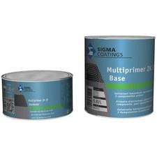 SIGMA multiprimer 2k ep base  - lichtgrijs - 2,5 liter