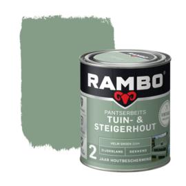 Rambo / Bondex Tuin & Steigerhout Helmgroen 1144 - 750 ml