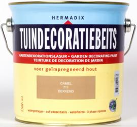 Hermadix Tuindecoratiebeits 711 Camel - 0.75 liter
