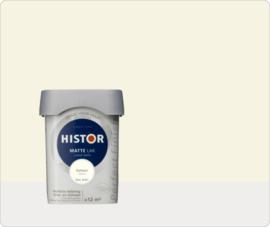 Histor Perfect Finish Mat  Katoen Ral 9001 - 0,75 liter