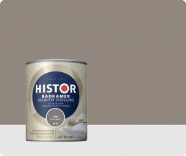 Histor - SCHMMELBESTENDIG - BADKAMER MUURVERF zijdeglans - 5 liter - Klei