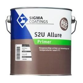 Sigma S2U Allure Primer - RAL 9005 Zwart - 2,5 liter