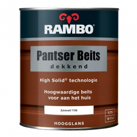 Rambo Dekkende Pantserbeits -  GRACHTENGROEN 1128 - 2,5 liter