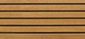 Vlonderbeits Naturel of Dark Teak