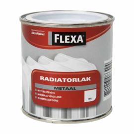 Flexa Radiatorlak Metaal - RAL 1013 - 0,75 liter