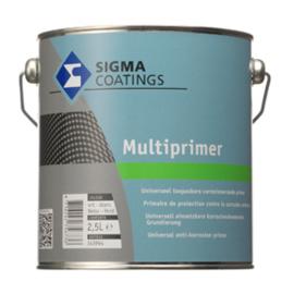SIGMA multiprimer  - +/- RAL 7046 Telegrijs - 2,5 liter