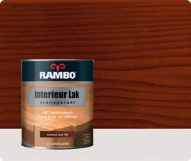RAMBO INTERIEUR - VLOER LAK TRANSPARANT ZIJDEGLANS - Koloniaalteak 769 - 0,75 liter