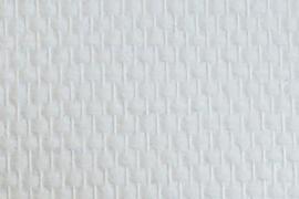 Glasvezel behang 50m x 1m normale ruit