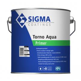 Sigma Torno Aqua Primer - Zwart RAL 9005 - 2,5 liter