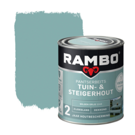 Rambo / Bondex Tuin & Steigerhout Wilgengrijs 1143 - 750 ml