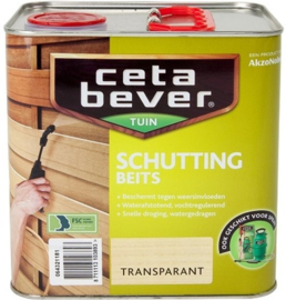 Cetabever SCHUTTINGBEITS -  Grey Wash - 2,5 liter