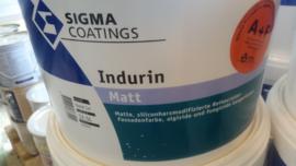 Sigma Indurin Matt - WIT - 12,5 liter - BUITENLATEX