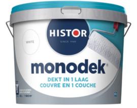 Histor Monodek  - 10 liter - Wit